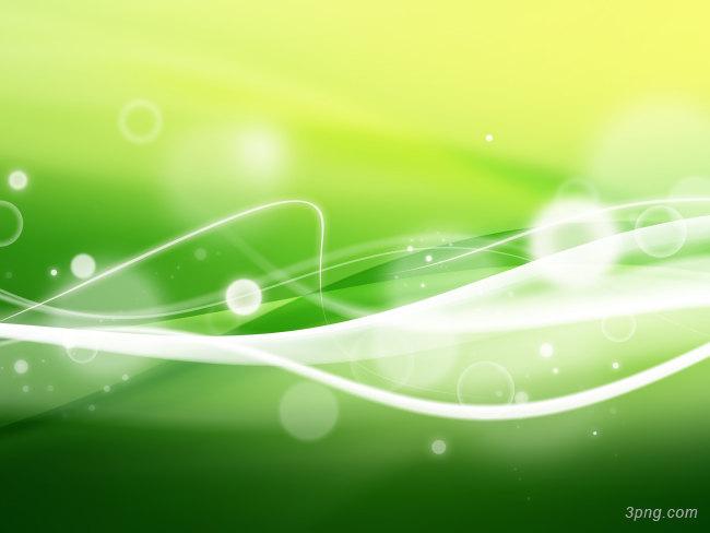 动感光效绿色背景背景高清大图-光效背景特效图片