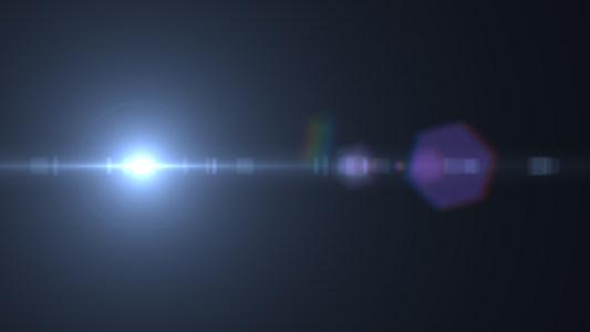 镜头光晕光线渲染光效高清背景图片素材下载