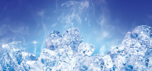 冰块大气背景高清背景图片素材下载