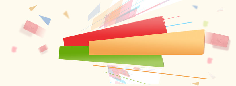 矢量banner背景设计