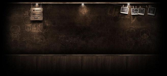 好学的黑板