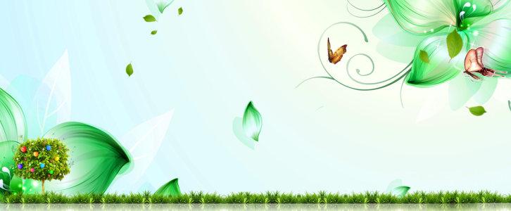 淘宝春天促销海报高清背景图片素材下载