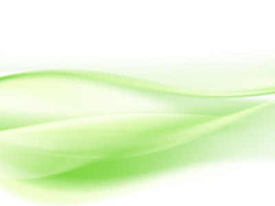浅绿色波浪背景
