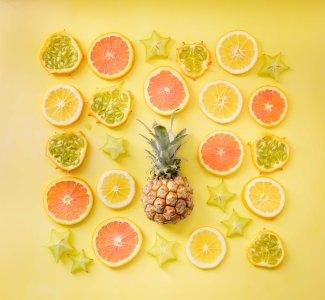 水果高清背景