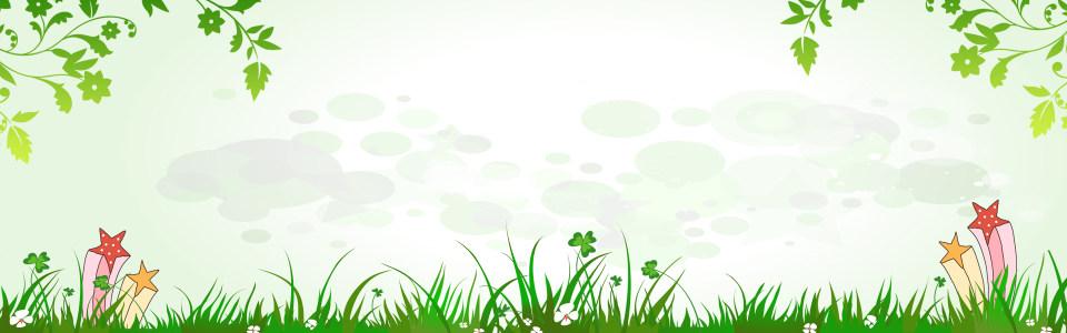 儿童节banner背景图