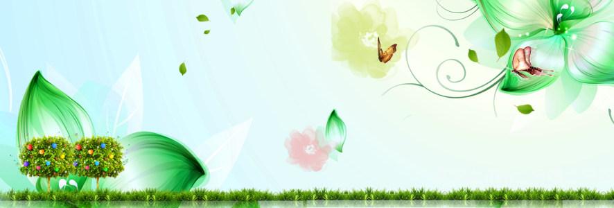 绚丽中国风花瓣淘宝海报背景高清背景图片素材下载