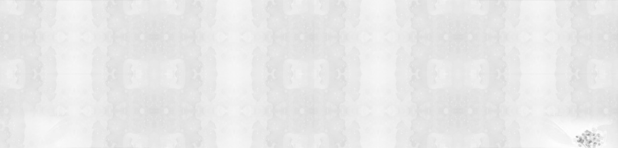 白色清新唯美背景banner
