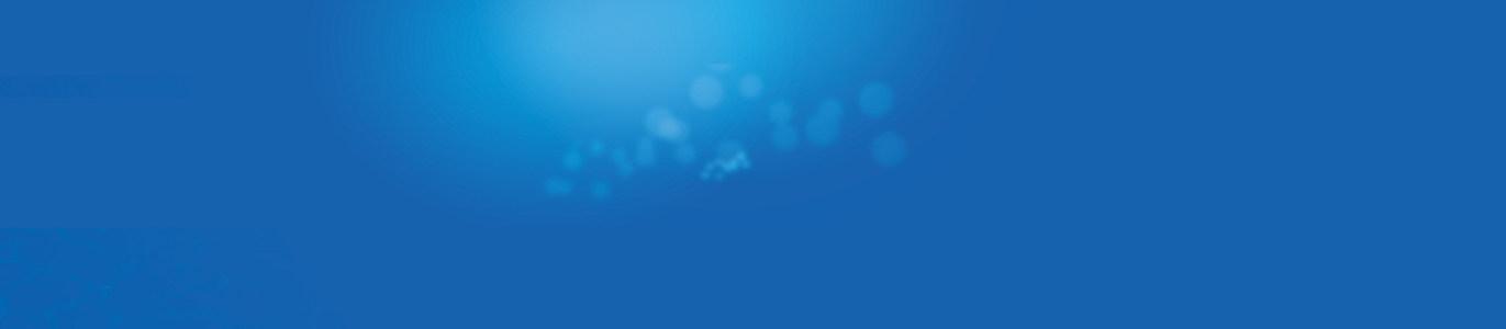 蓝色科技光晕背景banner