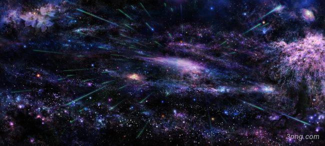 宇宙星空背景背景高清大图-宇宙背景底纹/肌理