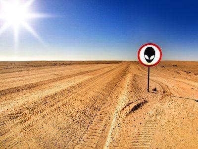 沙漠道路背景