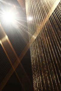金色光效背景