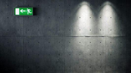 隧道墙壁底纹