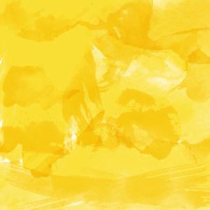 黄色水彩底纹背景