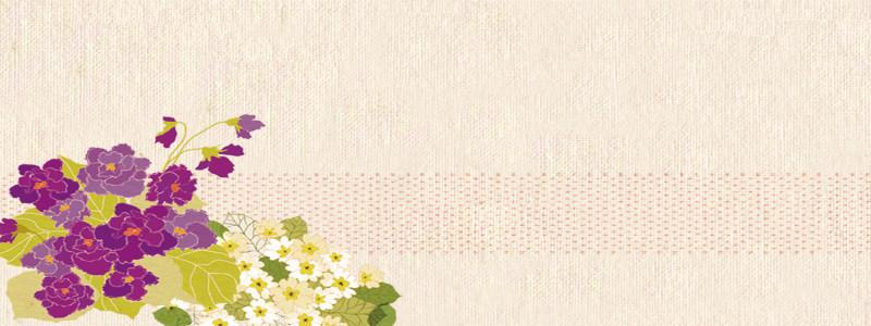 花朵纹理背景