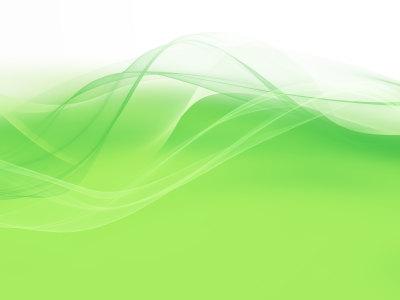 柔软的绿色波浪背景高清背景图片素材下载