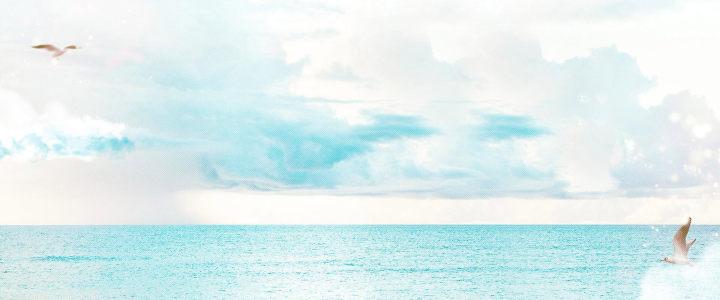 大海高清背景图片素材下载