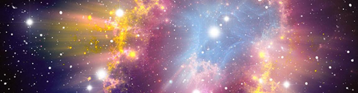 梦幻星空宇宙绚丽背景