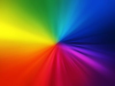 彩虹渐变背景