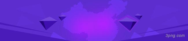 电商电器促销多边形三角立体块背景banner背景高清大图-电商背景扁平/渐变/几何