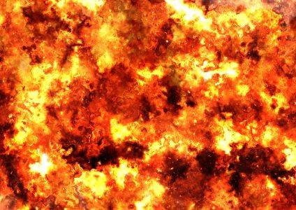 火焰爆炸高清背景图片素材下载