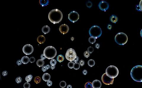 彩色气泡高清背景高清背景图片素材下载