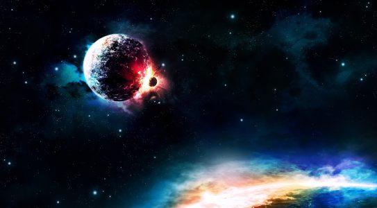 太空星球背景高清背景图片素材下载
