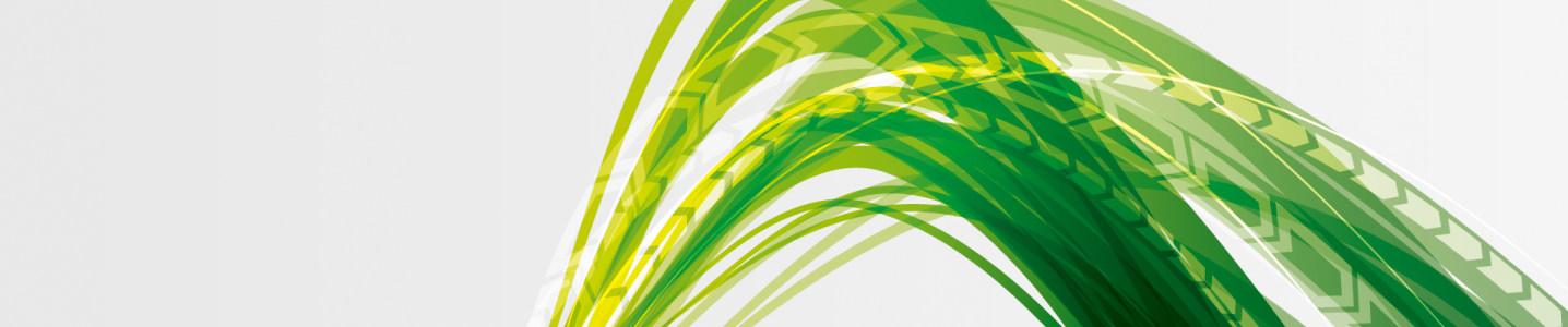 绿色科技主题banner背景