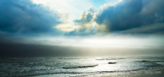 海边大气背景背景高清大图-大气背景自然/风光