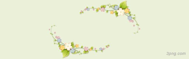 唯美小清新花朵背景海报背景高清大图-唯美背景淡雅/清新/唯美