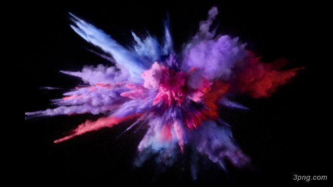 彩色粉末背景高清大图-粉末背景特效图片