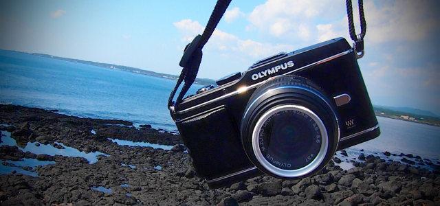大海相机背景