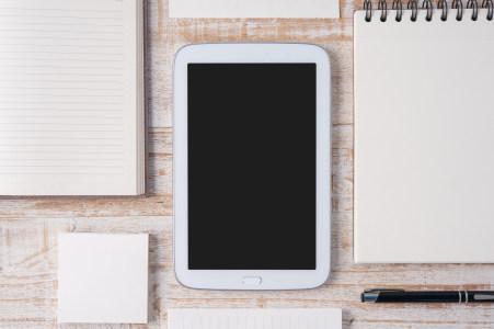 平板手机工作桌面背景