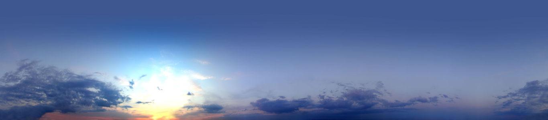 光照天空海报背景