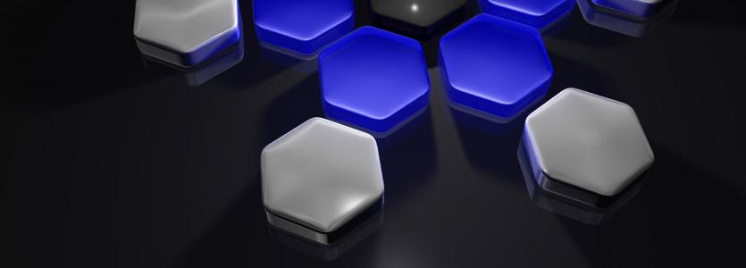 科幻商务3D模块