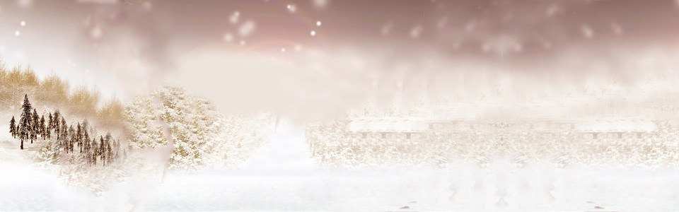 淘宝男士冬装背景banner