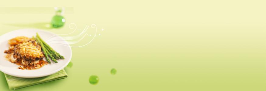食物清新背景banner高清背景图片素材下载