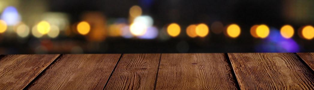 霓虹灯 夜景背景