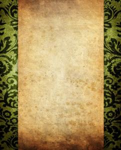 复古棕色撕纸背景