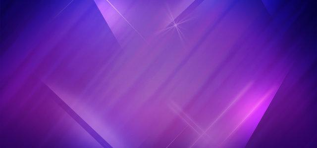 紫色会议背景