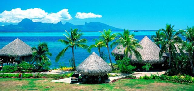 海边旅游景区高清背景图片素材下载