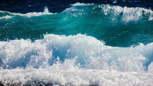 海水水面高清背景图片素材下载