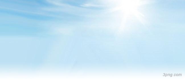 淡蓝色天空背景背景高清大图-蓝色天空背景底纹/肌理