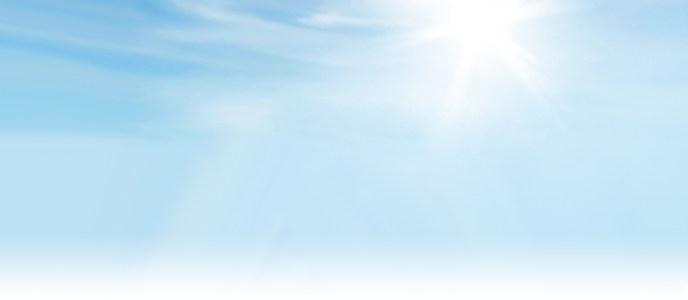 淡蓝色天空背景