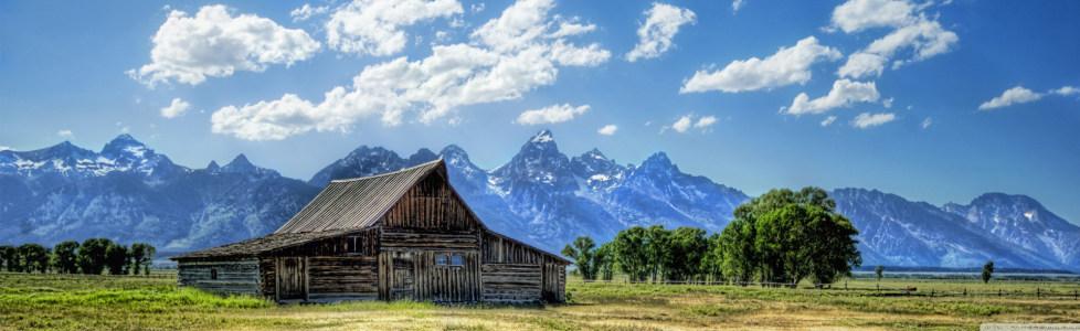 唯美自然景色蓝天白云海报背景