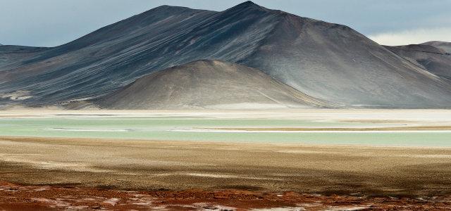 沙漠自然风光背景