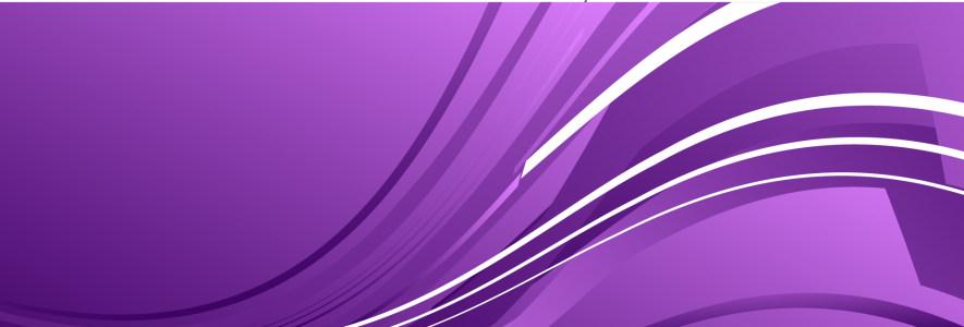 紫色商务背景