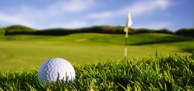 草地高尔夫球背景高清背景图片素材下载