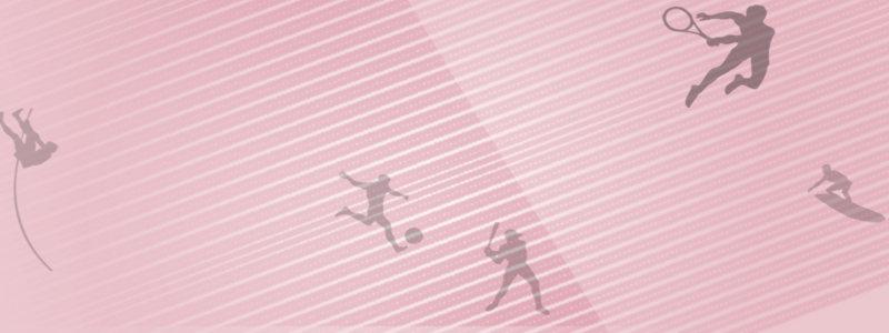 粉色运动背景