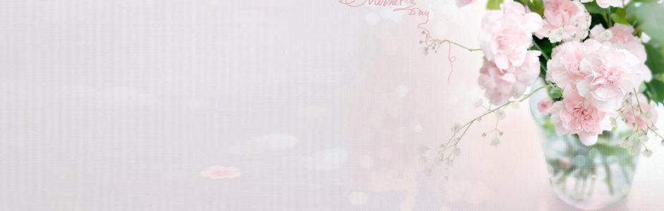 教师节鲜花banner创意设计