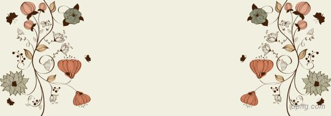 手绘清新风海报背景背景高清大图-风海背景淡雅/清新/唯美